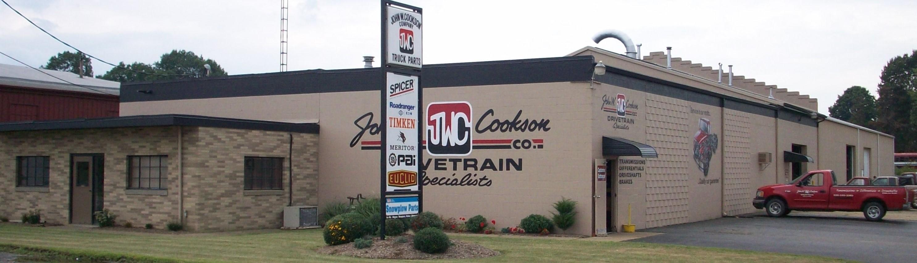 John W Cookson Company