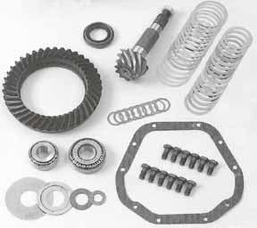 706930-2x Ring and Pinion Kit
