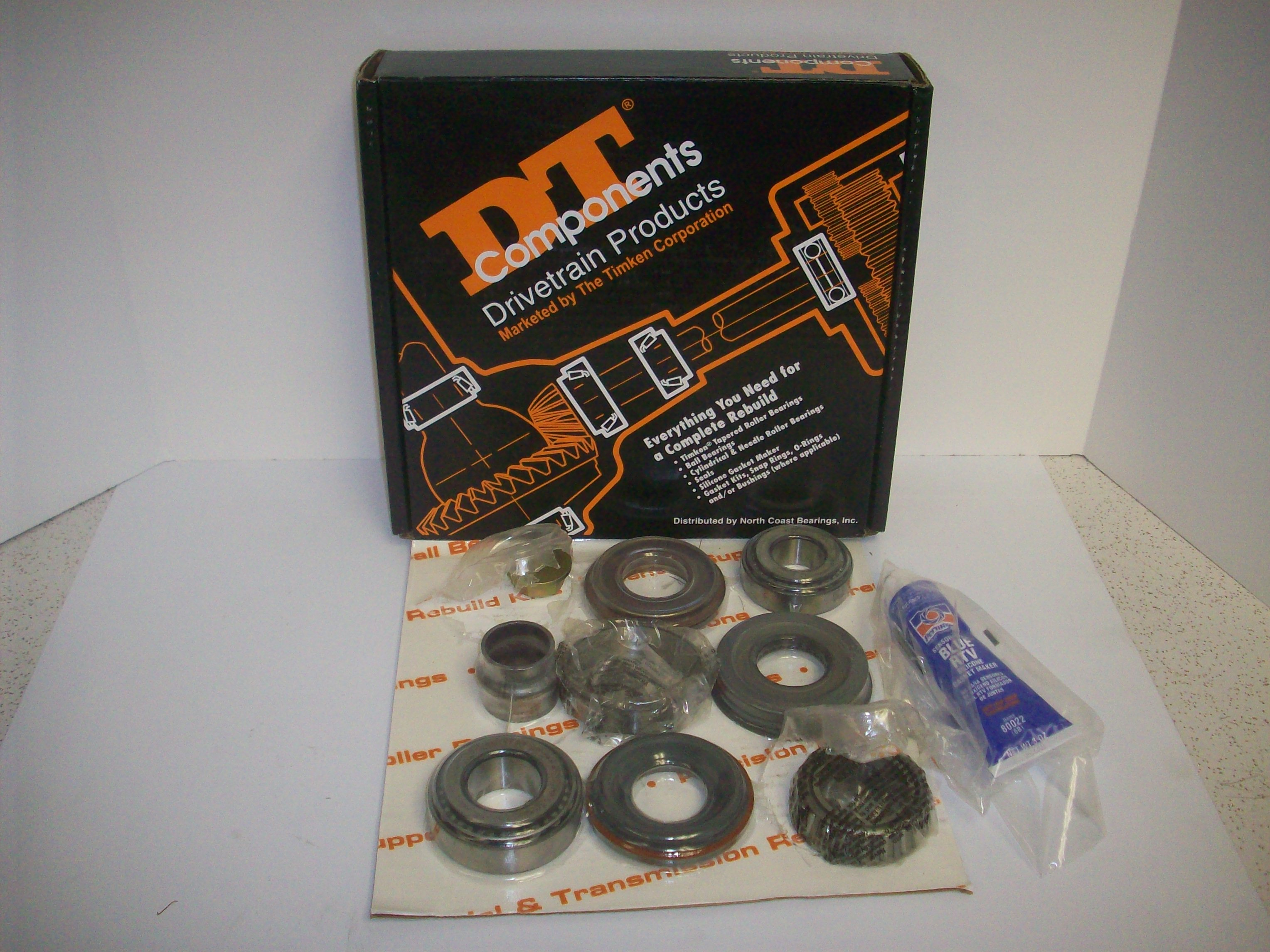 Bearing Kit DRK-334TJ