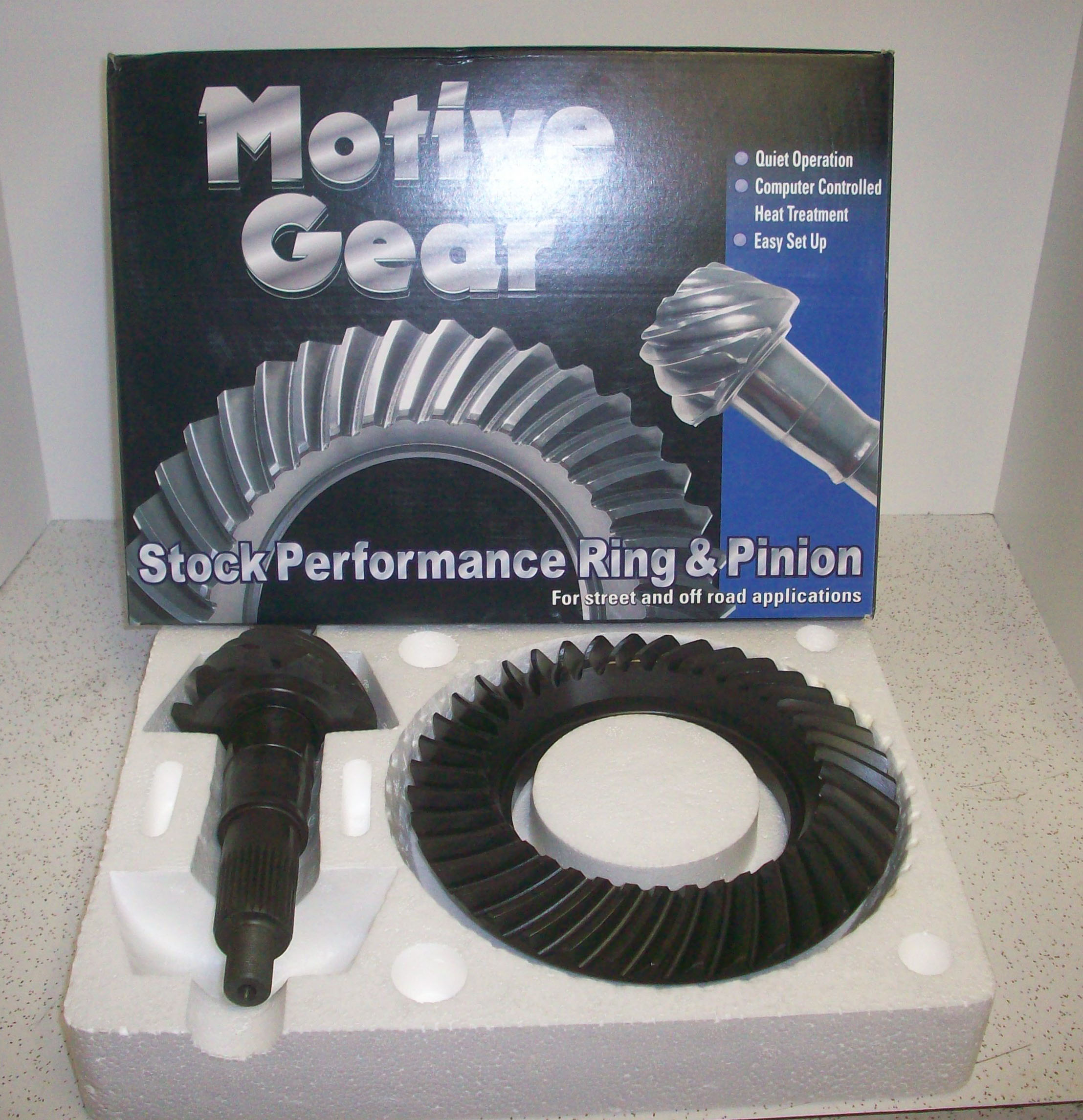 Ford 8.8 Ring and Pinion Set