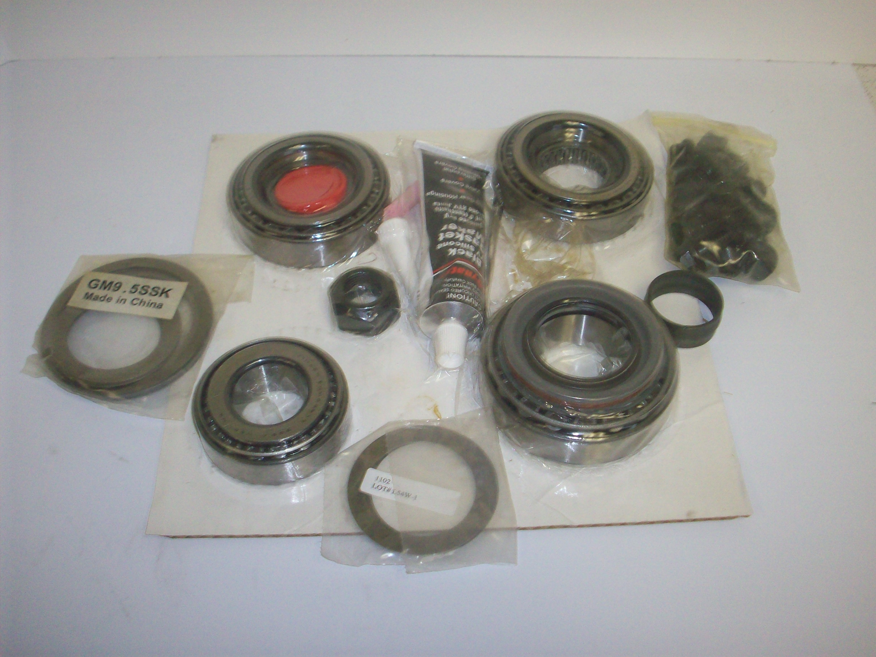 Bearing Kit R9.2RIFSMKT